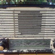 Radios de válvulas: PHILIPS RADIO VALVULAS SIN PROBAR. Lote 214458631