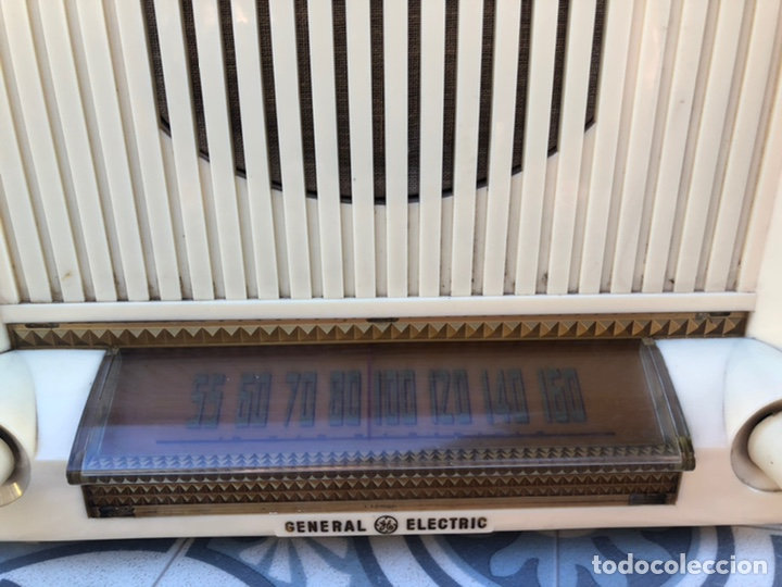 Radios de válvulas: Radio antigua General Electric 423. USMO - Foto 4 - 214961462