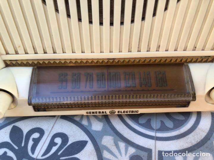 Radios de válvulas: Radio antigua General Electric 423. USMO - Foto 5 - 214961462