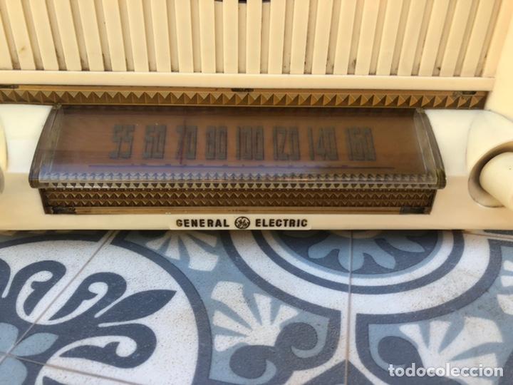 Radios de válvulas: Radio antigua General Electric 423. USMO - Foto 6 - 214961462