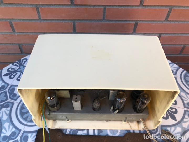 Radios de válvulas: Radio antigua General Electric 423. USMO - Foto 13 - 214961462