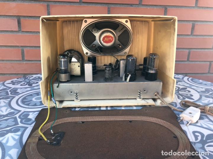 Radios de válvulas: Radio antigua General Electric 423. USMO - Foto 14 - 214961462
