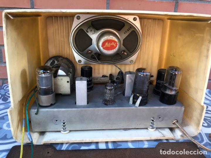 Radios de válvulas: Radio antigua General Electric 423. USMO - Foto 15 - 214961462