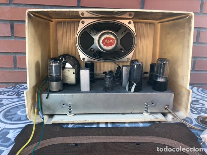 Radios de válvulas: Radio antigua General Electric 423. USMO - Foto 16 - 214961462