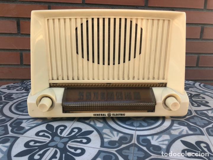 RADIO ANTIGUA GENERAL ELECTRIC 423. USMO (Radios, Gramófonos, Grabadoras y Otros - Radios de Válvulas)