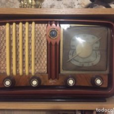 Radios de válvulas: RECEPTOR DE RADIO ANTIGUO DE VÁLVULAS VICSON V-315 EN FUNCIONAMIENTO Y BUEN ESTADO DE CONSERVACIÓN. Lote 215175241