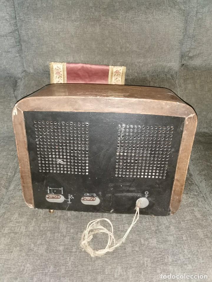 Radios de válvulas: Radio Rex. Años 40 - Foto 2 - 215953726