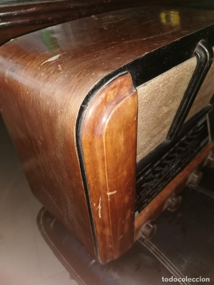 Radios de válvulas: Radio Rex. Años 40 - Foto 3 - 215953726