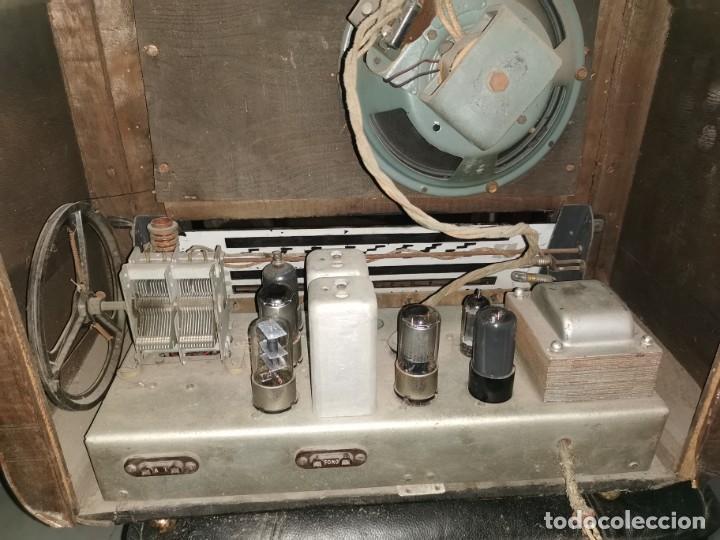 Radios de válvulas: Radio Rex. Años 40 - Foto 8 - 215953726