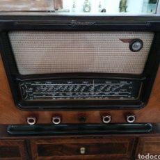 Radios de válvulas: RADIO ANTIGUO SCHNEIDER. Lote 216650052