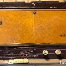 Radios de válvulas: RADIO VÁLVULAS ASKAR AE -4522A FUNCIONANDO. CON TOCADISCOS. Lote 216894950