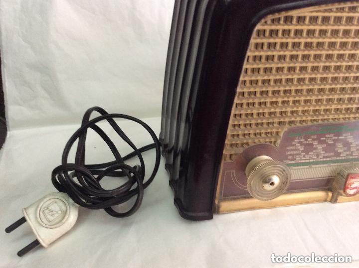 Radios de válvulas: RADIO A VÁLVULAS AÑOS 60 PHILIPS BF 121 U ,Ideal coleccionistas - Foto 7 - 217191153