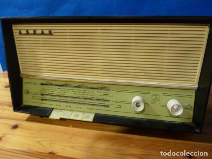 Radios de válvulas: ANTIGUA-RADIO-ASKAR-MOD-AE-1320-A - Foto 5 - 217243188
