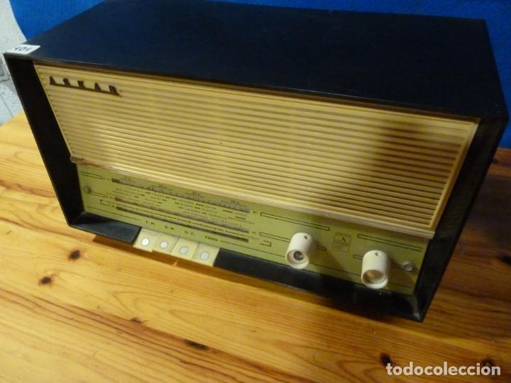 Radios de válvulas: ANTIGUA-RADIO-ASKAR-MOD-AE-1320-A - Foto 6 - 217243188