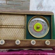 Radios de válvulas: INCREÍBLE RADIO. Lote 217475515