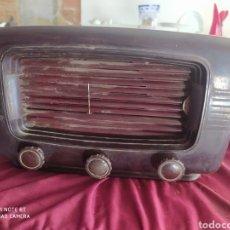 Radios de válvulas: PRECIOSA RADIO DE VÁLVULAS. Lote 217625928