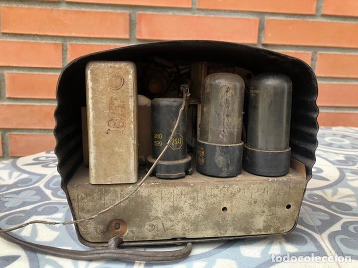 Radios de válvulas: Radio Antigua miniatura Arvin 442. USMO - Foto 3 - 217700375