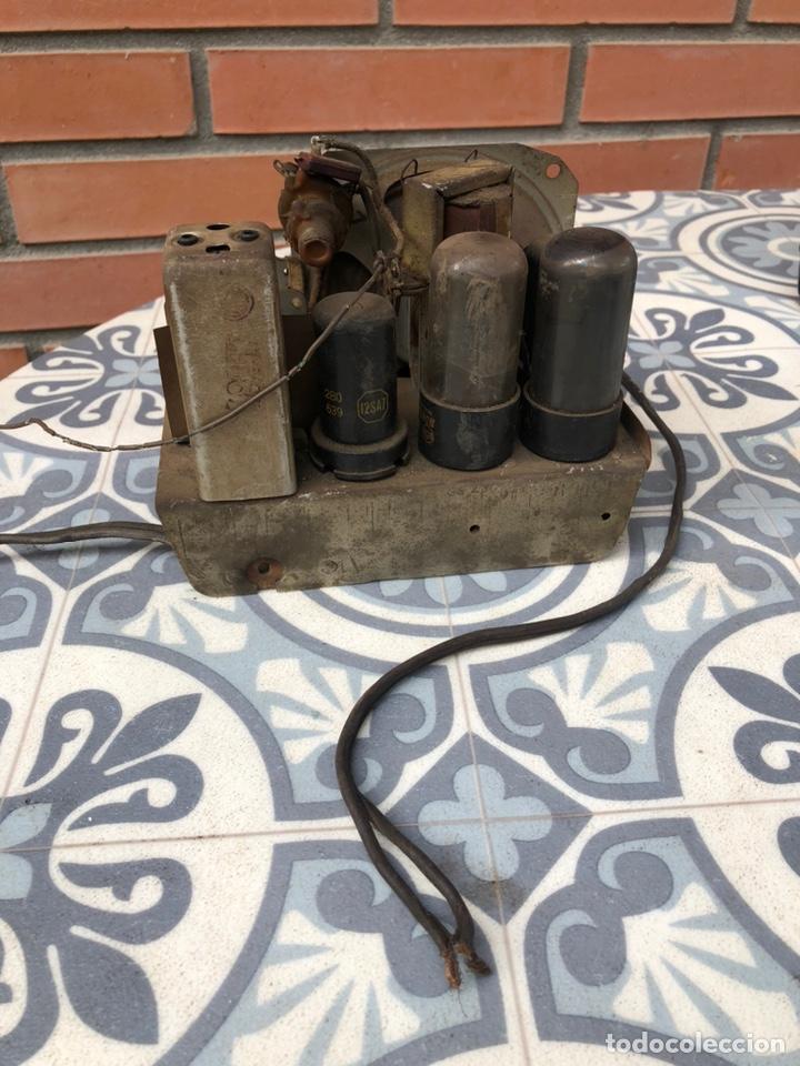 Radios de válvulas: Radio Antigua miniatura Arvin 442. USMO - Foto 7 - 217700375