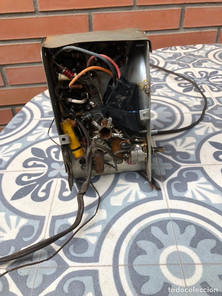 Radios de válvulas: Radio Antigua miniatura Arvin 442. USMO - Foto 11 - 217700375