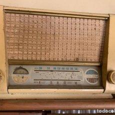 """Radios de válvulas: RADIO ANTIGUA """"INOBALT MODELO 201"""". Lote 217959380"""