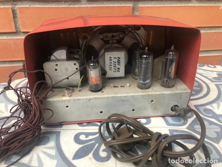 Radios de válvulas: Radio antigua Arvin 840 T caja original tarjeta de garantía. Miniatura USMO - Foto 4 - 217964836