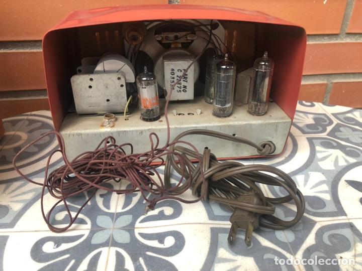 Radios de válvulas: Radio antigua Arvin 840 T caja original tarjeta de garantía. Miniatura USMO - Foto 7 - 217964836