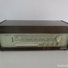 Radios de válvulas: RADIO GRUNDIG STEREOMEISTER 35 - 10 VÁLVULAS - MADER - VINTAGE - AÑO 1965-66. Lote 218221941