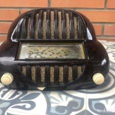 Radios de válvulas: RADIO ANTIGUA SONORA SONORETTE 50 MÁS PONIENDO USMO. Lote 218305530