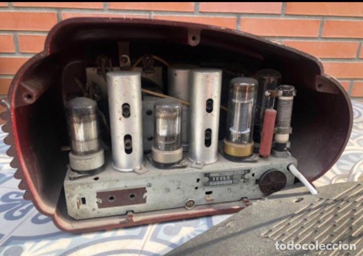 Radios de válvulas: Radio antigua Tesla talisman 308U. Más poniendo USMO - Foto 4 - 218311103