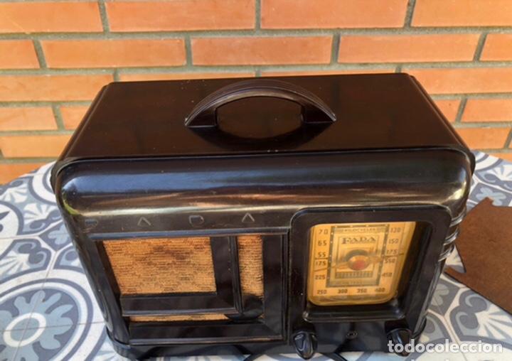 Radios de válvulas: Radio antigua Fada model 220. Más poniendo USMO . - Foto 2 - 218349902