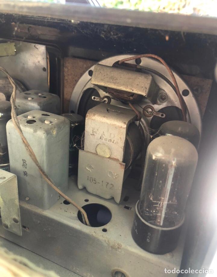 Radios de válvulas: Radio antigua Fada model 220. Más poniendo USMO . - Foto 10 - 218349902