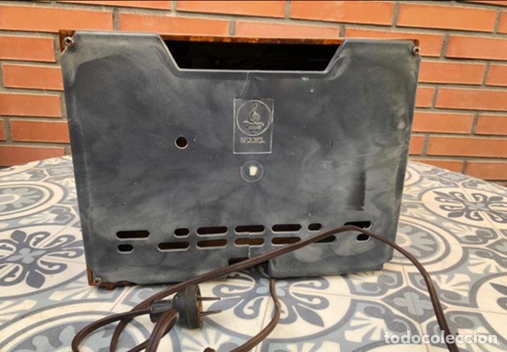 Radios de válvulas: Radio antigua Emerson 520 CH catalin Catalina USMO - Foto 4 - 218449446