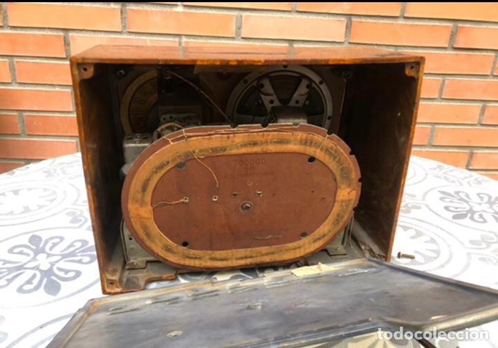 Radios de válvulas: Radio antigua Emerson 520 CH catalin Catalina USMO - Foto 5 - 218449446