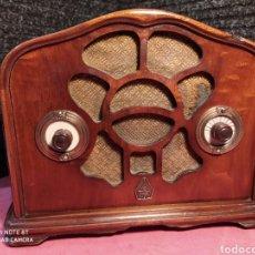 Radios de válvulas: FUNCIONADO, EMERSON U5L.. Lote 218744415