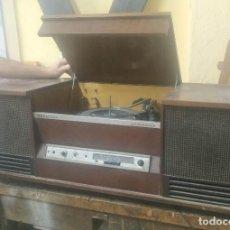 Radios de válvulas: MUEBLE ROSELSON TOCADISCOS RADIO - STEREOMINOR. Lote 218866618