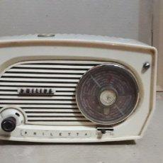 Radios de válvulas: RADIO ANTIGUO PEQUEÑO. Lote 219116202