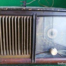 Radios de válvulas: RADIO INVICTA CALIFORNIA 5401 - ORIGINAL - FUNCIONANDO. Lote 219136548