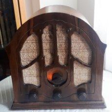 Radios à lampes: RADIO CAPILLA RCA 100 FUNCIONANDO A 220 V. Lote 219149033