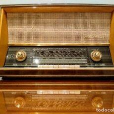 Radios de válvulas: SABA FREUDENSTADT 125 STEREO. Lote 219233265