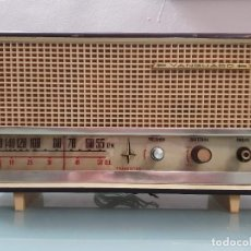 Radios de válvulas: ANTIGUA RADIO VANGUARD MODELO TIROS 2 ONDAS. Lote 219744758