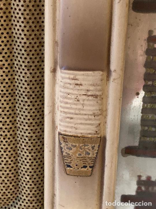 Radios de válvulas: Excepcional radio tocadiscos, ART-DECO, STROBOSCOPE MILLS SIRENAVOX. Rarisima. Pieza de museo - Foto 14 - 220366938