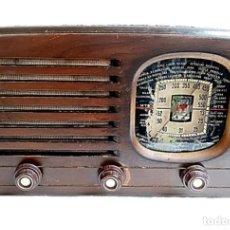Radios de válvulas: RADIO DE VALVULAS CLARION MELODIAL (P.S.XX). Lote 220566325