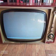 Radios de válvulas: TELEVISOR ANTIGUO (IBERIA)VS 6294. Lote 220889801