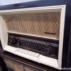 Rádios de válvulas: ANTIGUA RADIO TELEFUNKEN CONERTINA 58-3D. Lote 220997156
