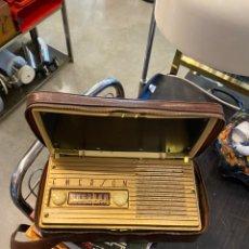 Radios de válvulas: RADIO/TRANSISTOR A VALVULAS EMERSON MODELO 558 DEL AÑO 1947. Lote 221239400
