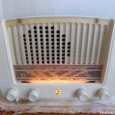 Radio a valvole: RADIO PHILIPS BX 310A ,BLANCO, FUNCIONANDO,. Lote 221308557