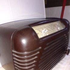 Radios de válvulas: RADIO SIEMENS, AUSTRIACO, SUPER 513 U, FUNCIONANDO. Lote 221310020