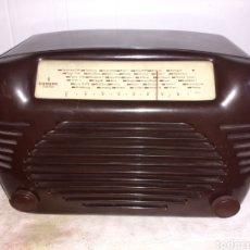 Radios de válvulas: RADIO SIEMENS SUPER 513 U, FUNCIONANDO. Lote 221310020
