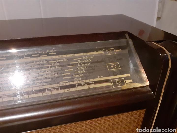 Radios de válvulas: Radio Philips H 185 V - 01 , funcionando - Foto 2 - 221313355