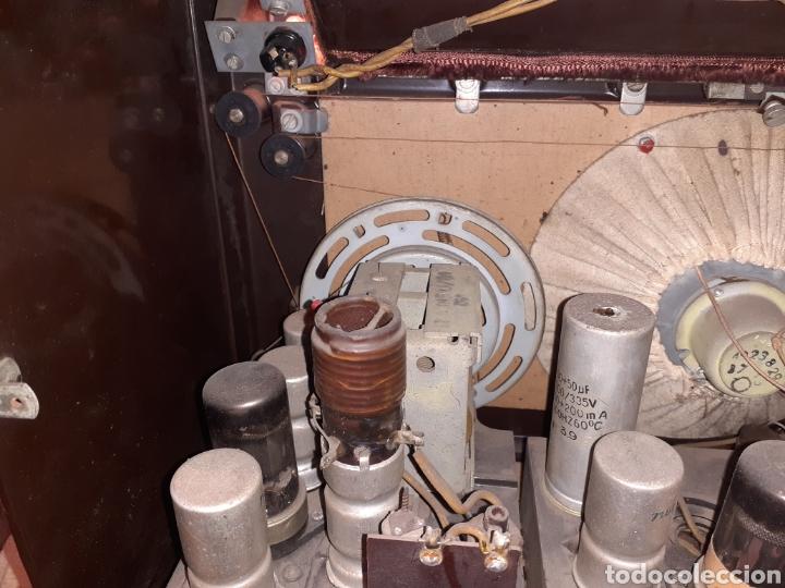Radios de válvulas: Radio Philips H 185 V - 01 , funcionando - Foto 10 - 221313355